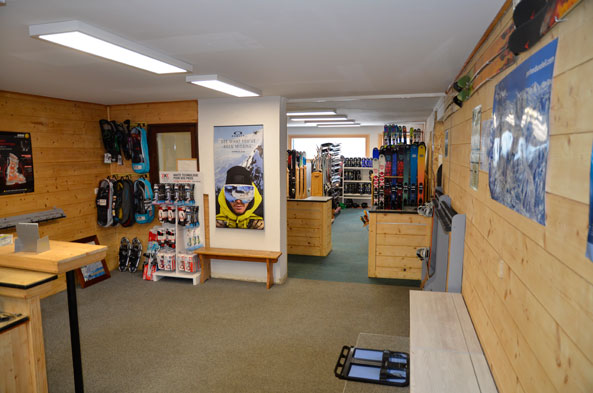 Location Skis Mesiere Sport